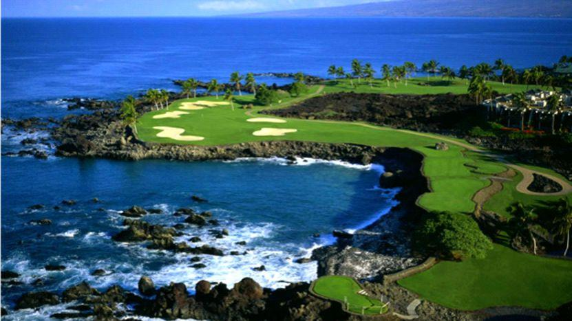 Say Aloha to Your Golf Dream Vacation!