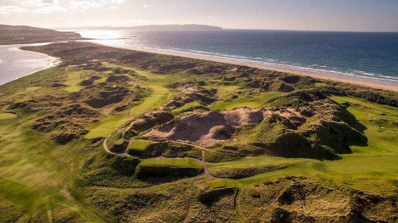 Northern Ireland offers world-class courses for discriminating golfers