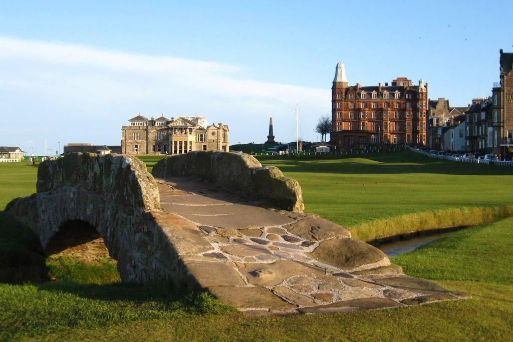 10 things you didn't know about the Home of Golf