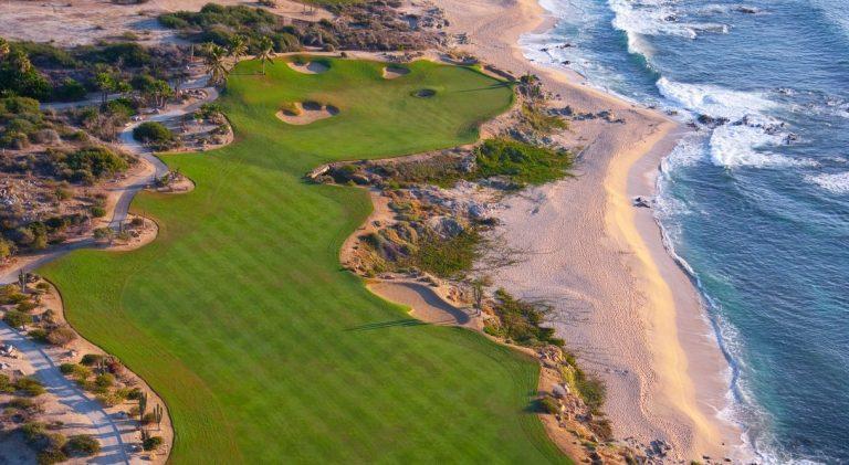 Five Amazing Golf Courses in Los Cabos