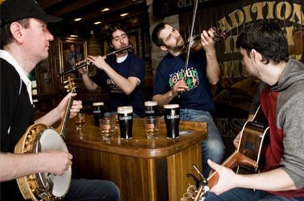 The Emerald Isle's Folk Music Legacy