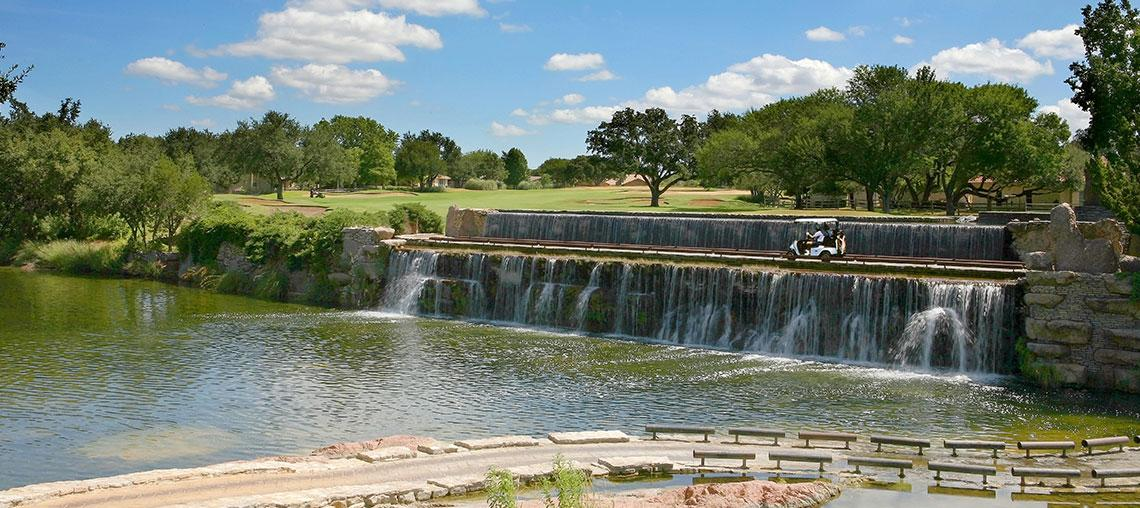 Robert Trent Jones left imprint in the Texas Lake & Hill Country