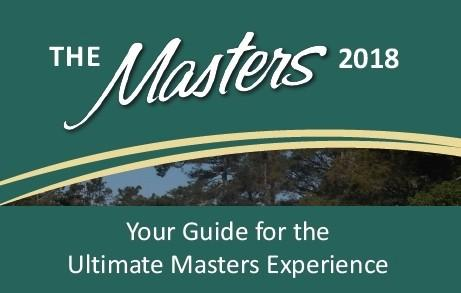 2018 Masters Guide for your Ultimate Experience!