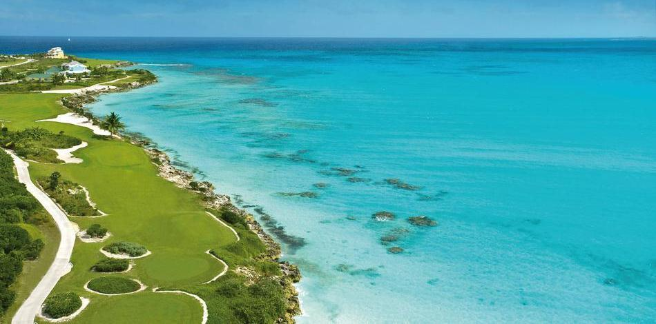 The Bahamas received International Golf Tourism Award