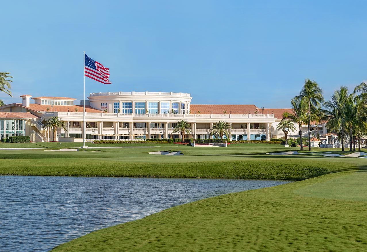 An Elite Golf Experiences Client Reviews Trump National Doral Golf Resort Miami!