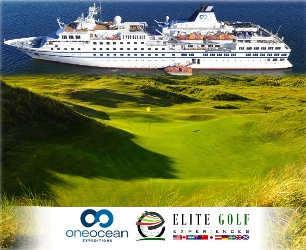 Win an all inclusive 8 day Ireland & Scotland GOLF CRUISE for 2 people!